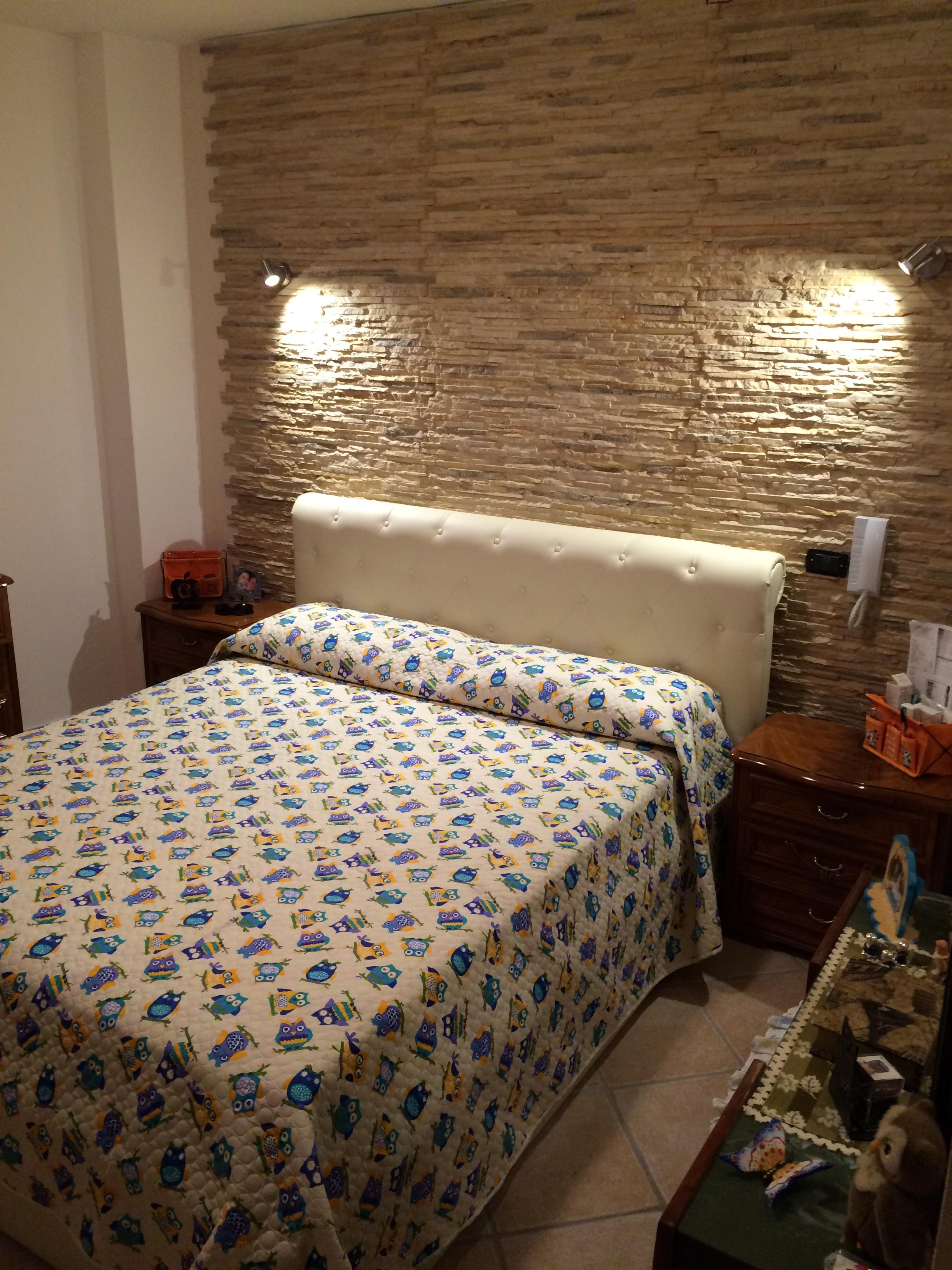 Ristrutturare casa stile rustico giorgio giussani for Faretti camera da letto