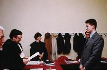 Laurea di Giorgio Giussani